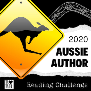 Aussie Author Reading Challenge 2020 300x300